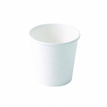 Gobelet carton blanc 180ml