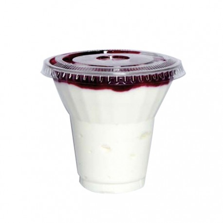 Gobelet à smoothie transparent 270ml