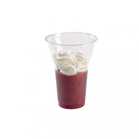Gobelet à smoothie transparent 450ml