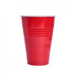 "Gobelet rouge ""pong"""
