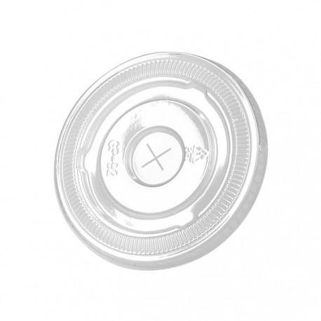 Couvercle plat avec croisillon 78mm de diamètre