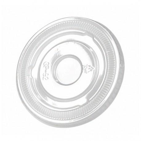 Couvercle dôme PET 92mm de diamètre