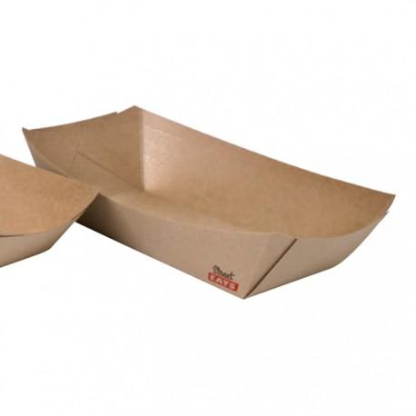 Barquette en carton kraft 1200 ml
