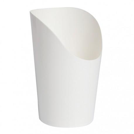 Pot à wrap en carton blanc 150 gr