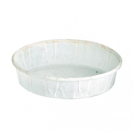 Pot à sauce en papier plissé 29ml