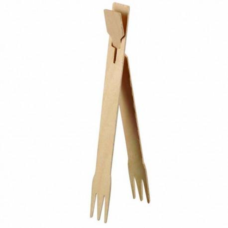 Baguette fourchette en bois débutant 180 mm
