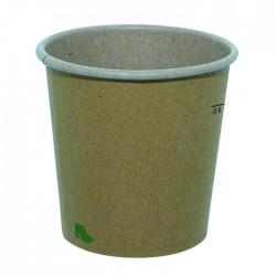 Gobelet kraft bio 4 Oz/ 120 ml