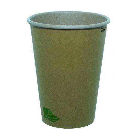 Gobelet kraft bio 7 Oz/ 210 ml