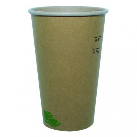 Gobelet kraft bio 16 Oz/ 480 ml