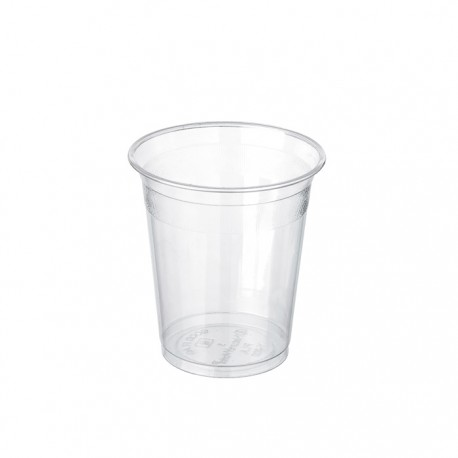 Gobelet transparent en PLA 200 ml / 7 Oz
