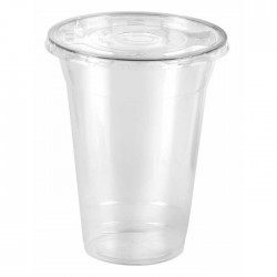 Gobelet transparent en PLA 450 ml / 15 Oz