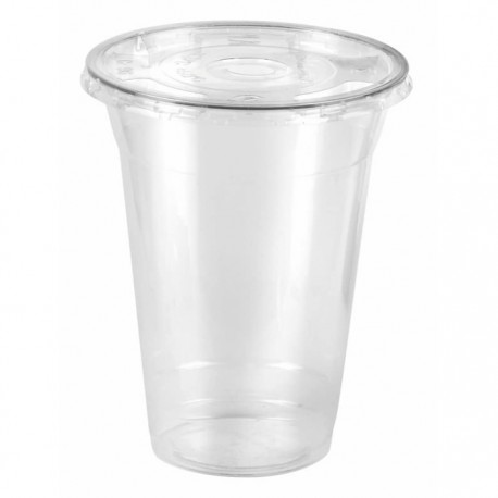 Gobelet transparent en PLA 450 ml / 15 Oz