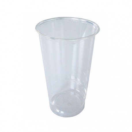Gobelet transparent en PLA 670 ml / 24 Oz