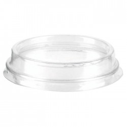 Couvercle transparent en PLA 76 mm