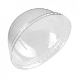 Couvercle dôme transparent en PLA 96 mm