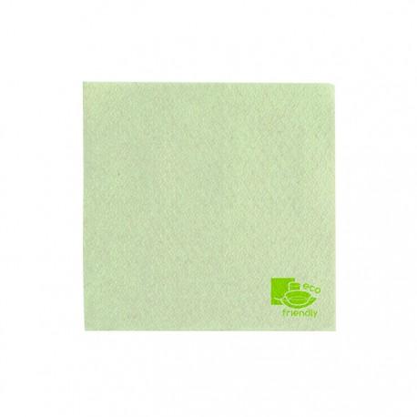 Serviette écrue 100% recyclée 1 pli / 300x300 mm