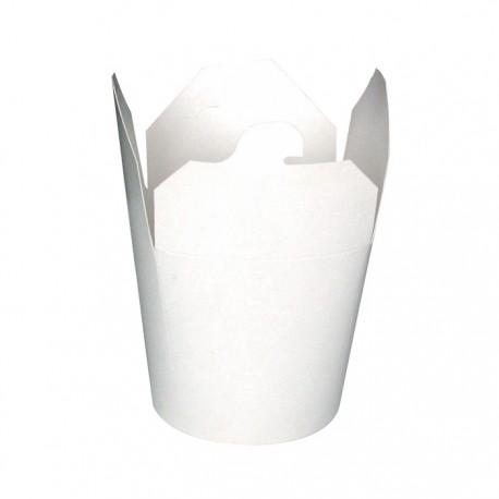 Grand pot à pates blanc