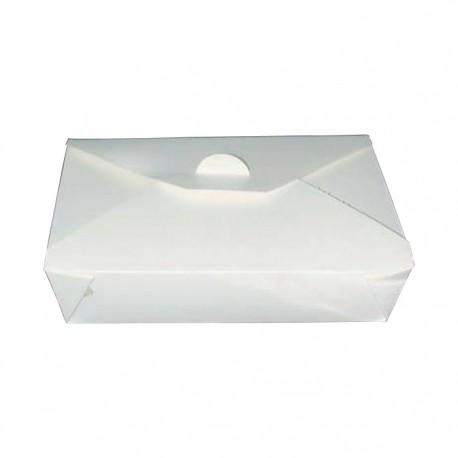 Boîte à repas blanche 1500ml