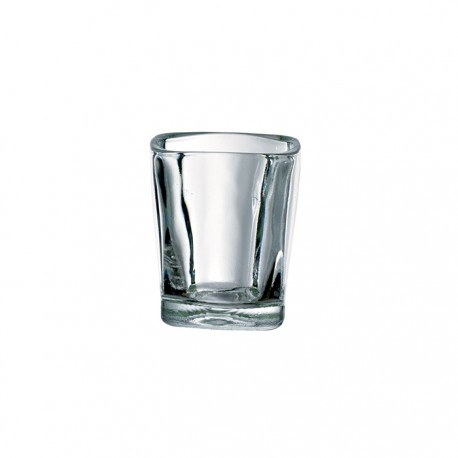 Verrine en verre cubique quadra 60 ml