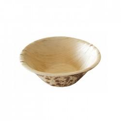 Mini bol en feuille de bambou 59 ml