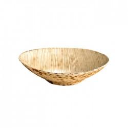 Coupelle en feuille de bambou 60 ml