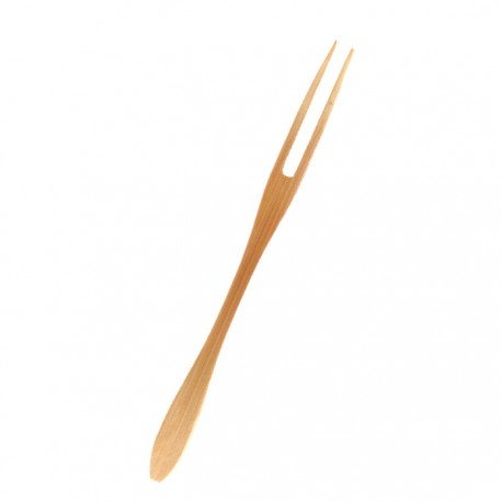Fourchette en bambou 165mm