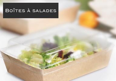 Boxes à salades